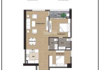 Bán căn hộ 2 ngủ 2VS toà Udic Westlake. Liên hệ Ms. An 0986.1919.06