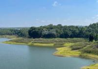 View hồ Đá Bàng 60m mặt nhựa 80m đường đất 5000m2 500m2 TC, giá 9,5 tỷ hướng nhìn ra bờ hồ