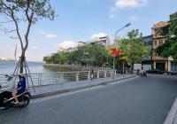 Chính chủ cần bán mảnh đất mặt phố Trích Sài - mặt hồ Tây - 178 m2 - MT 7.6 m - giá 36.9 tỷ