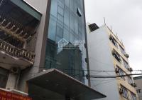 Bán toà nhà MP khu vực Mễ Trì, Nam Từ Liêm, DT 120m2, 8 tầng, MT 9m thang máy, vỉa hè KD đỉnh