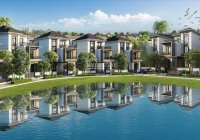Cần bán biệt thự song lập The Suite 10x20m, gần công viên sông, 10 tỷ bao thuế phí, LH 0974597867