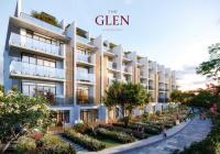 The Glen - căn V4.09 thiết kế 1 trệt, 4 lầu, hầm riêng, chiết khấu VIP, đầu tư sinh lời cao