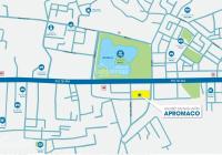 Cần bán shop Villas Apromaco diện tích 112m2 vị trí trung tâm hồ Đền Lừ