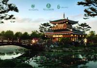 Bán căn hộ 46m2 1 phòng ngủ phân khu Aquabya Ecopark, ban công Đông Nam mát mẻ, view vịnh hồ