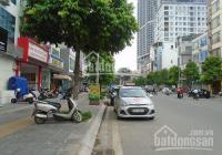 Bán gấp! Nhà mặt phố Nguyễn Văn Huyên, vỉa hè 7m, siêu kinh doanh, 64m2, 15 tỷ