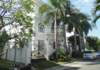 Gia đình cần cho thuê biệt thự cao cấp Phú Mỹ Hưng, Quận 7 nội thất cao cấp và hiện đại