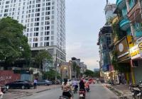 Bán nhà Thịnh Liệt quận Hoàng Mai lô góc kinh doanh 125m2x7 tầng thang máy LH Văn Chiến 0981140576