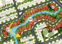 Cần tiền bán gấp lô đất đẹp Sentosa, đường lớn 11 mét, giá tốt vị trí đẹp