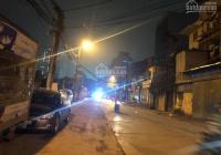 Bán nhà mặt đường Thịnh Liệt quận Hoàng Mai ô tô, vỉa hè, kinh doanh 285m2, MT 10m chỉ 20,2 tỷ
