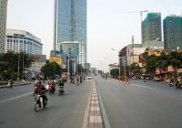 Trung tâm Q. ĐỐNG ĐA - Nhà mặt phố Nguyễn Chí Thanh - Lô góc sáng choang