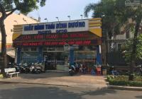 Chính chủ bán Gấp MT Nguyễn Thông, P7, Quận 3. Góc 2 Mặt tiền - DT: 646m2 - Khu vực sang trọng