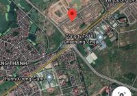 Cần tiền chủ muốn bán lô đất 75m2 dự án Kossy Eden Bắc Giang giá tốt