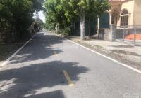 Bán đất kèm nhà mặt đường tại Cam Lộ, Hùng Vương DT 98,9m2 giá 2,57 tỷ. LH 0913109279