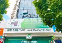 Chính chủ cho thuê mặt bằng văn phòng siêu đẹp, tòa Vietcombank Khúc Thừa Dụ, Cầu Giấy. DT 120m2