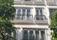 Cho thuê nhà mặt đường trục chính khu ĐT Five Star Mỹ Đình, DT 80m2 x 5 tầng, KD rất tốt. Giá 45tr