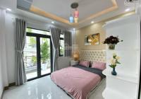 Bán nhà hẻm VIP 8m Nguyễn Văn Công, 60m2, 5 lầu mới, có gara ôtô, 8,3 tỷ