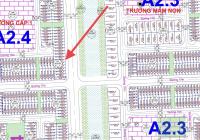 Chính chủ cần bán gấp lô đất liền kề Thanh Hà khu A2.4 đường 25m mặt kênh giá rẻ bất ngờ