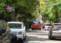 Chính chủ bán nhà phố Ngọc Khánh, quận Ba Đình, Hà Nội 105m2 x 4 tầng đường to hai ô tô tránh nhau