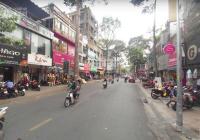 Nhà mặt tiền Nguyễn Trãi khu mua sắm thời trang Q5. DT: 86.7m2 (1 trệt 2 lầu)