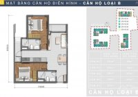 Mở bán căn hộ 2 phòng ngủ tại khu phức hợp cao cấp liền kề Aoen Mall Bình Tân tại Q. Bình Tân