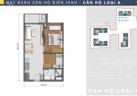 Mở bán căn hộ 1 phòng ngủ tại KPH cao cấp liền kề Aeon Mall Bình Tân tại Q. Bình Tân - TP. HCM