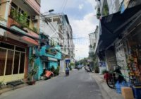 Bán nhà trung tâm Q5 hẻm 6m sát Trần Hưng Đạo, DT 4.5 x 16m