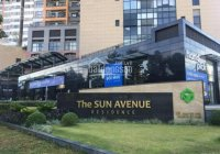 Văn phòng của chúng tôi tại tòa nhà The Sun Avenue Quận 2 thuộc vùng xanh. An toàn hoạt động