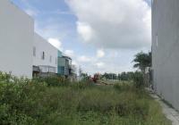 Bán miếng đất xã Phạm Văn Hai 100m2 thổ cư, gần phòng khám Sài Gòn
