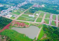 Cạnh hồ Palama mà chỉ hơn 600 triệu/ nền trung tâm thị xã khu đô thị Buôn Hồ Central Park