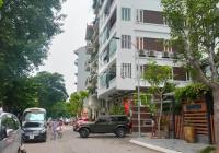 Sát phố mới Võng Thị, gara ô tô, Apartment cho thuê 150 tr/tháng, 80m2 x 8T x mt 7.5m. Giá 21 tỷ