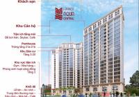 Bán căn hộ Penthouse Duplex 480m2 tại dự án Hà Nội Aqua Central