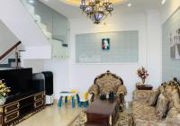 Bán nhà Ngô Đức Kế, Bình Thạnh, 64.6m2 1 trệt 2 lầu sân thượng, nhà mới full nội thất. 0917745168