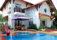 Cho thuê Villa 38/25 Lam Sơn, P2, Tân Bình, 6x25m KC: 1 trệt, 1 lửng, 1 lầu, 1 sân thượng, 38tr/th