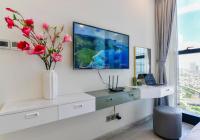 Cho thuê căn hộ Vinhomes Central Park 54.3m2 1PN tòa Park 7 view hồ bơi