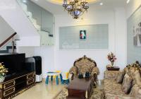 Cần bán nhà Ngô Đức Kế, Bình Thạnh, 1 trệt 2 lầu, DT 175.3m2, nhà mới full nội thất, LH 0917745168