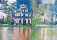 Bán nhà gấp, 42m2, chỉ nhỉnh 16 tỷ TT phố cổ đi bộ, quận Hoàn Kiếm - nhà đẹp lung linh