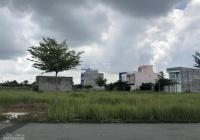 Đất ngộp 105m2 Tân Đô gần Cầu Xáng sổ riêng giá chỉ 1 tỷ 300 triệu