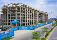 CC bán shophuose 2 mặt tiền đường 54m, cạnh Samsung Bắc Ninh giá chỉ 5,5 tỷ xây 6,5 tầng