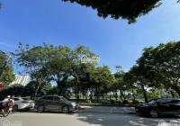 Bán căn nhà cấp 4 mặt đường kinh doanh hồ Đền Lừ. DT 105m2 - MT 04m - vỉa hè 8m - đường rộng 21,5m