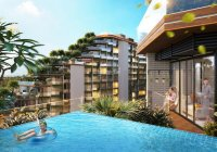 Cần tiền gấp - bán giá rẻ căn Sky Villa có hồ bơi riêng ở tòa Ruby giá chỉ 2,7 tỷ (đã VAT)