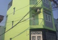 Chủ kẹt tiền nhà hẻm xe hơi Nguyễn Văn Luông P10 Q6. 4 x 12,5m (50m2) trệt, 2 lầu, sân thượng