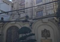 Bán nhà hẻm 8m Trần Hưng Đạo, P. CK, Q. 1 DT: 10 x 10m2, giá còn TL tốt cho khách