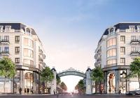 Nhận đặt chỗ shophouse, liền kề CIC Luxury mặt đường Hoàng Liên TP Lào Cai - 10 suất ngoại giao