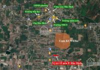 Đất nền đường Hắc Dịch - Tóc Tiên - Châu Pha, Phường Hắc Dịch, thị xã Phú Mỹ, Bà Rịa LH 0903 066813