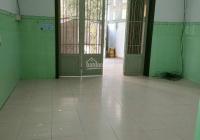 Cho thuê nhà MT hẻm 220 Huỳnh Văn Lũy, Phú Lợi, giá 5 triệu/tháng