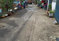 Tân Phú - nhà hẻm xe tải - có sân để được ô tô - 4.5 x 18m, nhỉnh 4 tỷ - TL