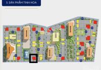 Cần bán lô ghép hàng hiếm 3 mặt tiền diện tích 246,4m2 duy nhất tại The Manor