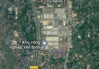Đất đẹp cạnh nút giao Yên Bình, Phổ Yên, Thái Nguyên