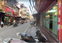 Mặt phố Hà Trung, Hoàn Kiếm phố chuyên doanh vàng bạc và ngoại tệ