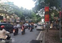Bán nhà mặt phố Nguyễn Thái Học - diện tích 400m2 - mặt tiền 15m - 230 tỷ. LH 0961068918